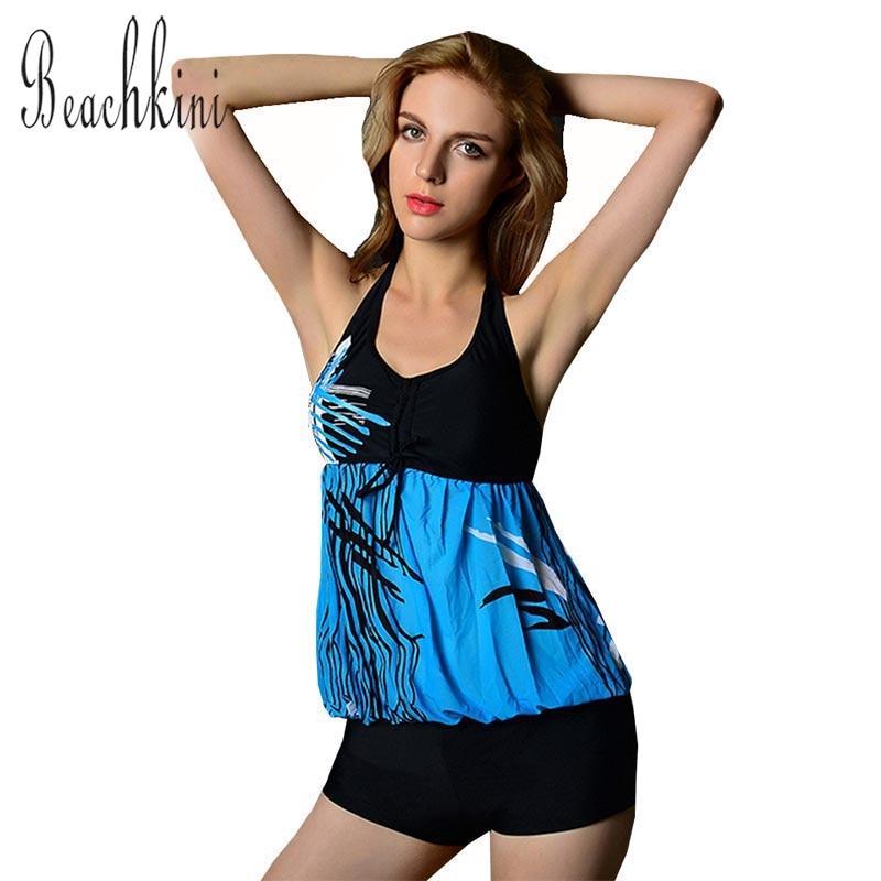 Sexy one piece body suit paisley swimwear shorts women beach boyshorts swimsuits three colors M L XL sexy body