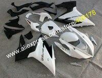 Лидер продаж, дешевые спортивные велосипед обтекатели для TRIUMPH Daytona 675 2013 2014 2015 Daytona675 13 15 Белый Черный мотоциклов обтекателя Наборы
