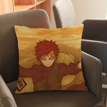 Naruto Hokage Decorative Cushions Throw Pillow Case