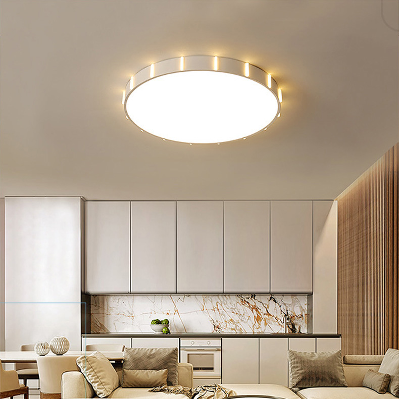 Creative style round ultra-thin acrylic ceiling lamp led ceiling light fixture to living room decoration bedroom dining studyCreative style round ultra-thin acrylic ceiling lamp led ceiling light fixture to living room decoration bedroom dining study