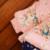Jaqueta Acolchoada de Algodão macio Outono Jaqueta Casaco Infantil Giacche Neonati Cardigan Moda Bebê Menina Crianças Jaqueta Bolero 70D040