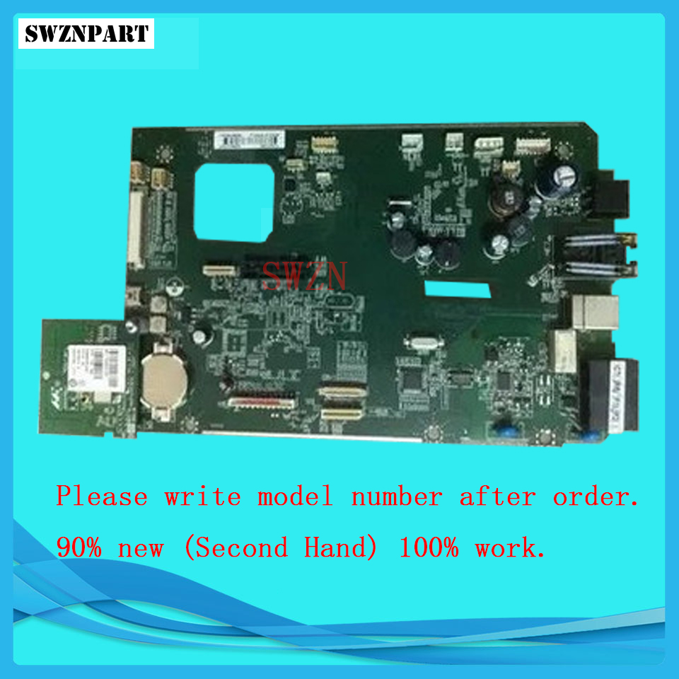 FORMATTER PCA ASSY Formatter Board logic Main Board MainBoard For HP Officejet 7610 CR769-60002 formatter pca assy formatter board logic main board mainboard mother board for hp m775 m775dn m775f m775z m775z ce396 60001