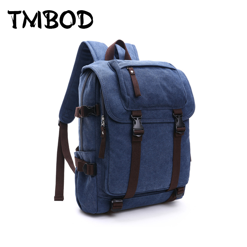 Hot 2017 Men Canvas Mountaineer Backpack Travel Bag High Quality Multifunctional Casual Backpacks Shoulder Bags For Male an586 lemochic high quality sport mountaineer travel male bag waterproof canvas motorcycle climbing rucksack fishing hunting backpack