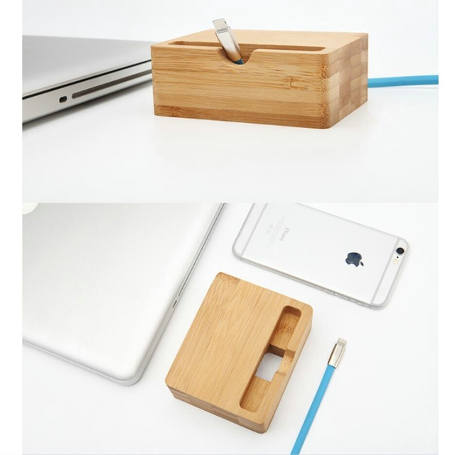 Phone charging station for home