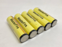 MasterFire 18pcs/lot Protected LGDBHE41865 2500mAh HE4 Lithium Battery 18650 3.7V Batteries with PCB 20A discharge For LG