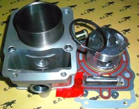 LF150 Water Cooled Motorcycle Cylinder Set Assembly Motorbike Scooter Cylinder Piston Rings Kit