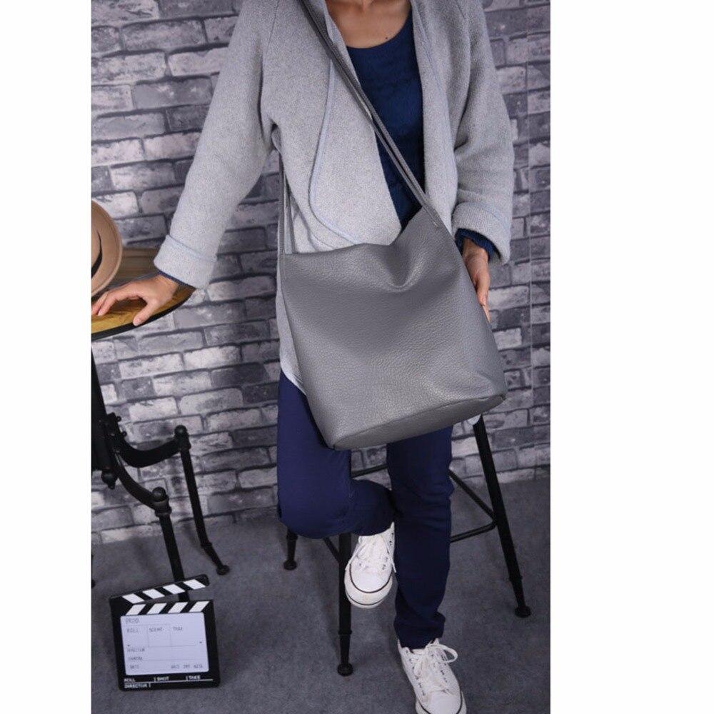 couro para mulheres balde bolsas Ocasião : Versátil