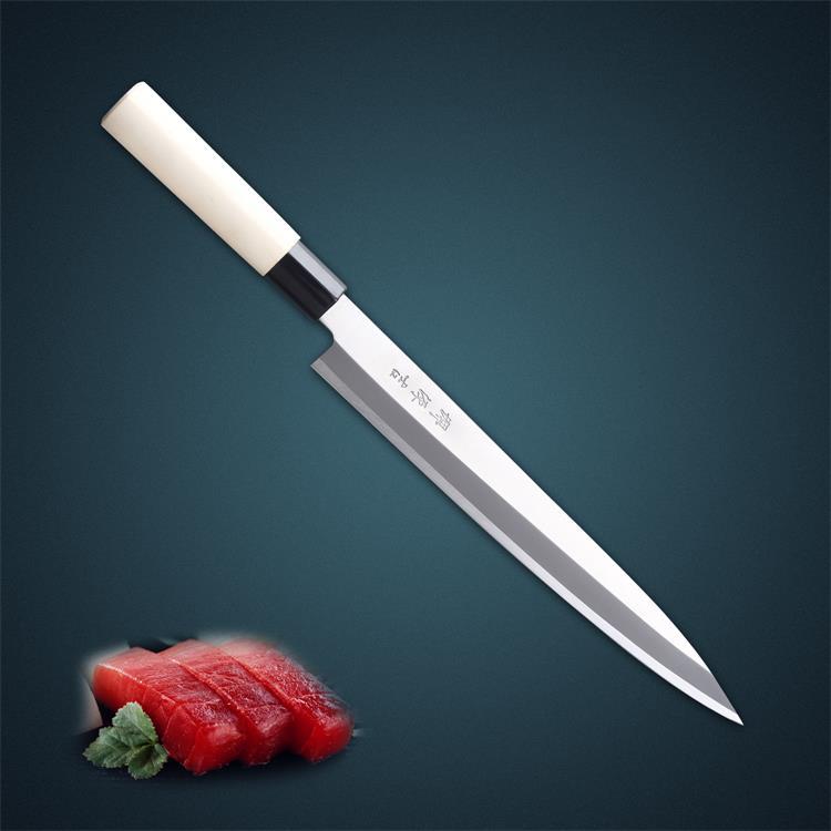 Japanese Yanagiba Sashimi Usuba Slicing Chef knife High carbon stainless steel 240mm length Japanese cooking Professional