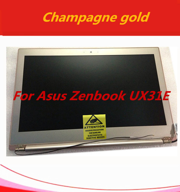 "New 13.3/"" LCD LED Screen Assembly Display HW13HDP101 For ASUS Zenbook UX31 UX31E"