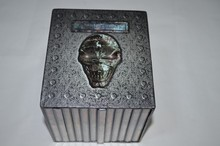 High quality Iron Maiden Complete 12 Albums 15 CD Music CD Full Box Set Factory Sealed Heavy Metal CD