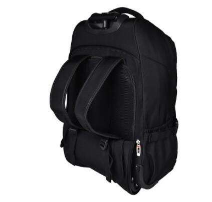 Roll Rucksack Frauen Trolley Rucksack tasche Reise rädern Gepäck Tasche Männer Business tasche gepäck koffer rucksack auf rädern-in Reisetaschen aus Gepäck & Taschen bei  Gruppe 3