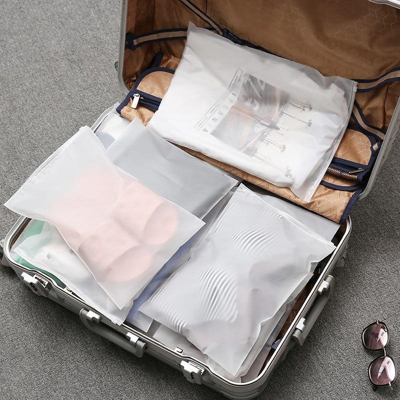 Transparent Waterproof Cosmetic Bag Travel Makeup Case Make Up Handbag Organizer Women Zipper Storage Pouch Toiletry Wash