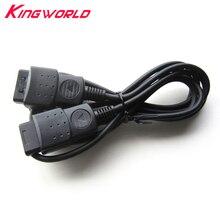 10 sztuk wysokiej jakości 1.8 M kabel przedłużający kontrolera dla Sega Saturn Gamepad Joystick przedłużacz kabla