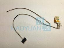 Novo para toshiba satellite pro l670 l675 série lcd cabo de vídeo dc020011h10