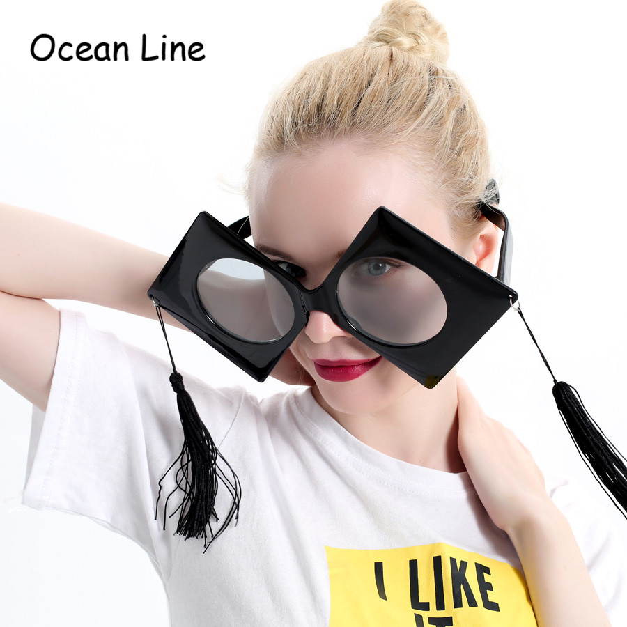Funny Black Giant Square Graduation Cap Glasses Party Mask Props Cosplay Costume Favors Events Festive Party Supplies Decoration