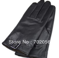 Mens Real Leather Gloves Leather GLOVE Gift Accessory 12pair Lot 3163