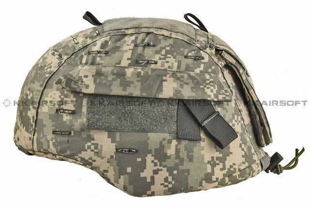 Helmet Cover helmet cloth Ver2 for MICH helmet TC-2000 ACH (Multicam ATFG ACU CB AT TAN)