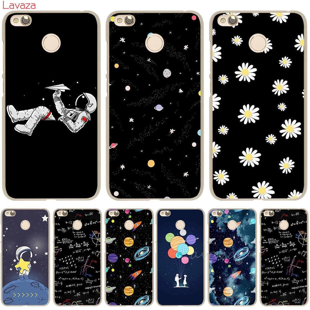 Lavaza Hard-Case Astronauts Xiaomi Redmi Go-Note 4-4x-Cover 5-Plus 5A for 5-plus/6a/4a/..