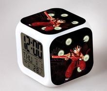 DRAGON BALL Z ALARM CLOCK COLORFUL LED CARTOON GOKU NIGHT LIGHT (HUGE COLLECTION)
