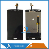 High Quality For Doogee BL7000 LCD Display With Touch Screen Assembly Black Color 1PC Lot