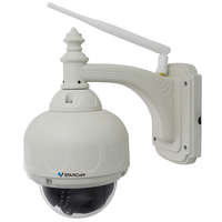 Vstarcam C7833WIP X4 Wireless IP Camera HD 1MP CCTV Surveillance Camera PTZ Security Dome Camera Optical