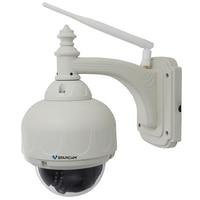 Vstarcam C7833WIP X4 Wireless IP Camera HD 1MP CCTV Surveillance Camera PTZ Security Dome Camera Optical