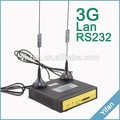 Tamanho pequeno F3427 compacto de 3 g modem router para máquina de caixa