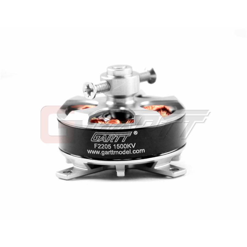 GARTT F 2205 1500KV Brushless Outrunner Motor For KT F3P RC Fixed-wing Aeroplane Airplane 2403 rc brushless outrunner sparrow hobby motor 1500kv 1800kv for f3p 3d airplane