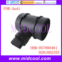 New Mass Air Flow Sensor use OE No. 057906461 0281002355 for Audi A2|oes| |  -