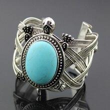 Vintage Tibetan Silver Bangle Sea Turtles/Hot Hot Sale Cuff Bangles & Bracelets Match for Summer Bohemia Dress