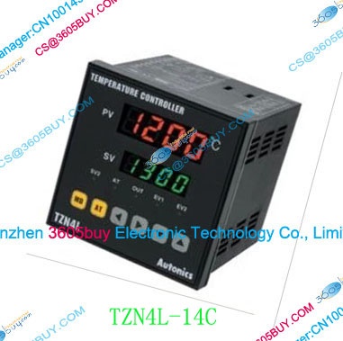 NEW Temperature controller TZN4L-14C