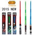 Nuevo 2015 Star Wars la Venganza de los Sith Obi-Wan Kenobi Lightsaber Vader Darth Skywalker Electrónico