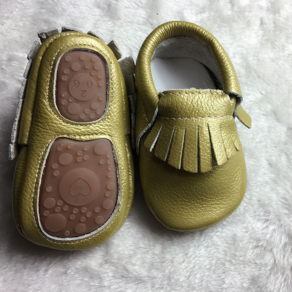 Hongteya-New-hot-sale-Solid-Genuine-Leather-Girl-Boys-handmade-Toddler-hard-sole-first-walkers-baby-leather-Shoes-20-colors-2