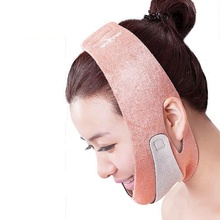 New Quality Orange Face Mask Brace Shape Cheek Uplift Slim Chin Face