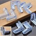 20 PCS PVC Macio Transparente Capa de Proteção de Canto de Mesa Desk Bebê Children Safe Kids Cama de Móveis Para Casa Acessórios