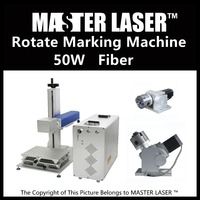 Lower Price 50W Fiber Portable 220V Input Raycus Laser Cheap Engraving Machine
