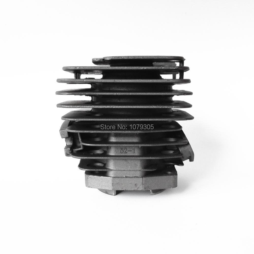 52CC 5200 Цилиндър и бутало с диаметър 45 - Градински инструменти - Снимка 4