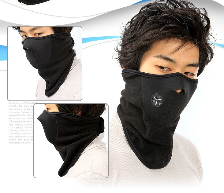 fa3e4173ce7 New 3 Colors Bike Motorcycle Ski Snowboard Neck Warmer Face Mask Veil Cover  Sport Snow Mask-in Motorcycle Face Mask from Automobiles   Motorcycles on  ...