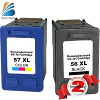 1 PK Replacement For HP56XL 57XL Ink Cartridges For HP HP 56XL 57XL HP Deskjet 450Ci