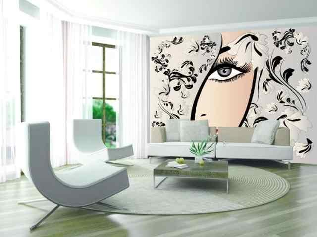 3D fotoğraf duvar kağıdı 3D güzellik salonu duvar kağıdı doku arka plan duvar resmi desen Manikür dükkanı duvar kağıdı duvar