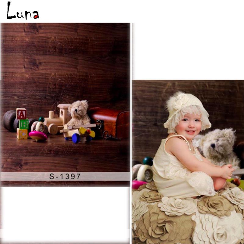 MEHOFOTO Wood Wall Doll Vinyl Photography Background For Children Wood Floor New Fabric Flannel For Newborn photo studio 1397 vinyl photography background backdrop for wedding concrete wall new fabric flannel background for children photo studio 774