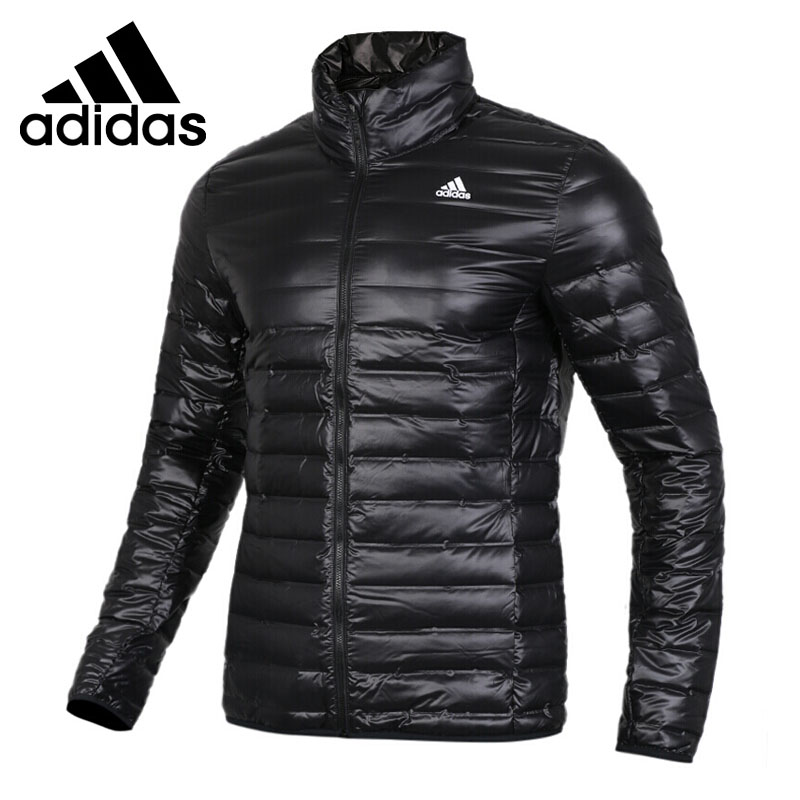 Original New Arrival 2018 Adidas  Varilite Jacket Men's  Down Coat Hiking Down Sportswear
