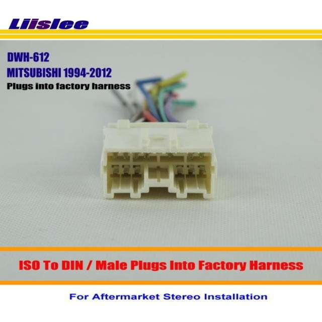 Super Online Shop Liislee Car Wiring Harness For Mitsubishi Mirage Montero Wiring Database Indigelartorg