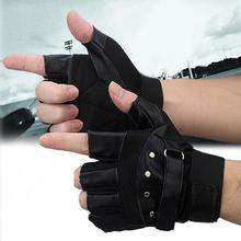 Fashion Men's Fingerless Gloves