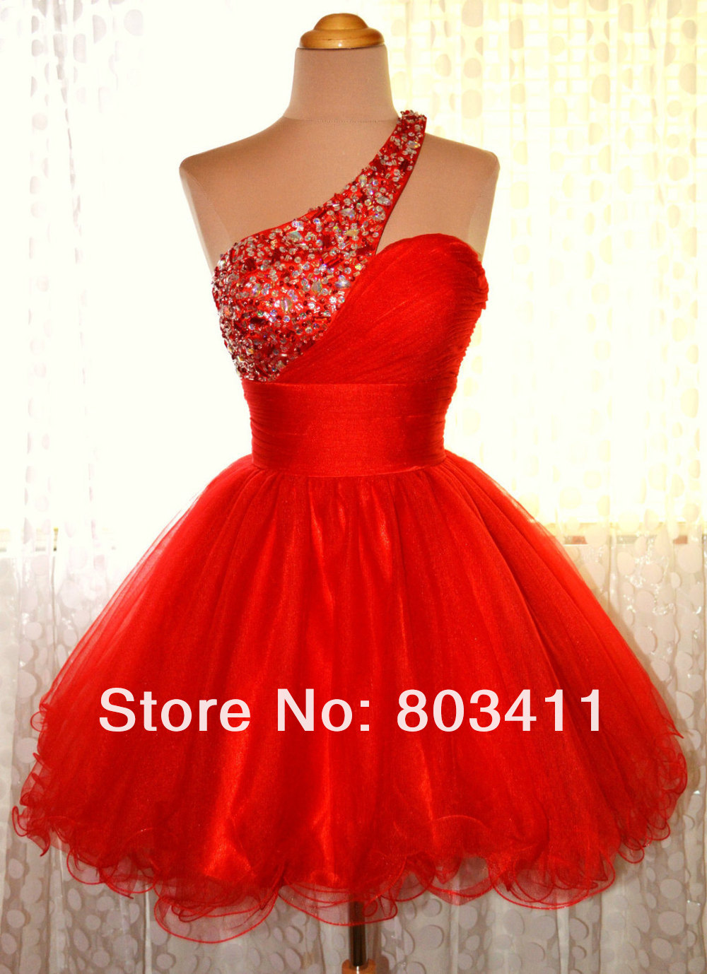 Compare Prices on Short Red Homecoming Dresses- Online Shopping ...