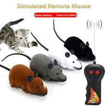 2019 New Listing Factory Direct Sales Of New Pet Cat Toy Mice Electric Interactive Remote Control min melt electric factory special offer direct sales jbo low voltage breakdown insurance 220 380 500v three prices