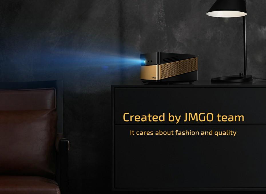 Jmgo V8 Led Projector  (21)