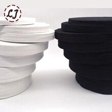 Новое поступление белый черный шеврон хлопок лента тесьма сельдь bonebinding лента кружево отделка для упаковки аксессуары DIY