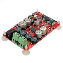 82x55mm TDA7492P 50W+50W Wireless Bluetooth CSR4.0 Audio Receiver Powe Digital Amplifier Board