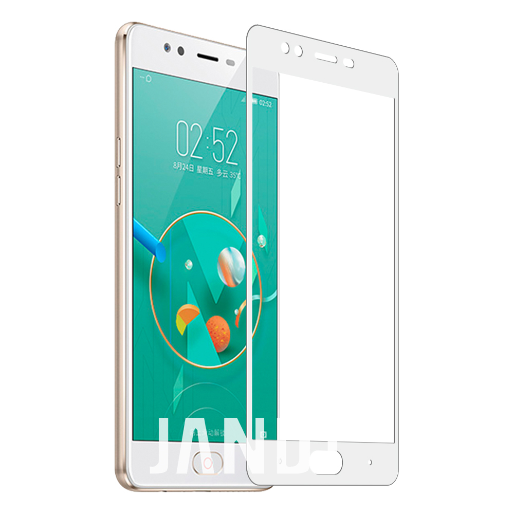 for ZTE NUBIA M2 LITE screen protector tempered glass full cover case friendly bubble free accessaries